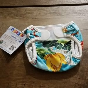 Wetpail bag, swim diaper and diaper cover